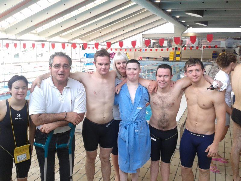 Mondiali di nuoto DSISO 2014