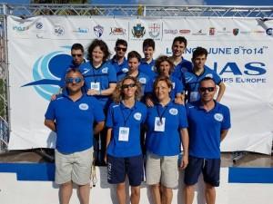 Nazionale-nuoto-Europei-Inas-2016