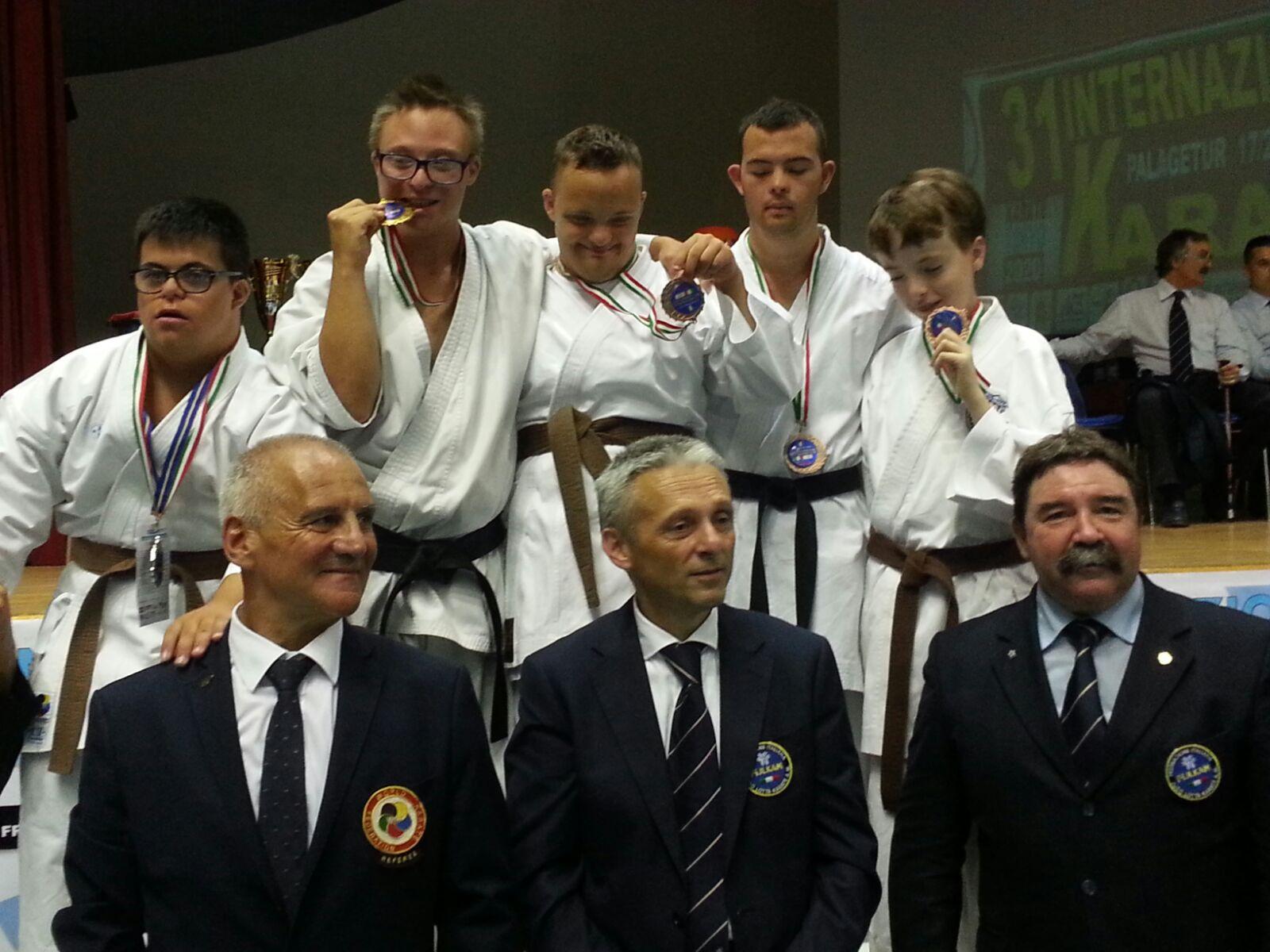 Karate Lignano 2016