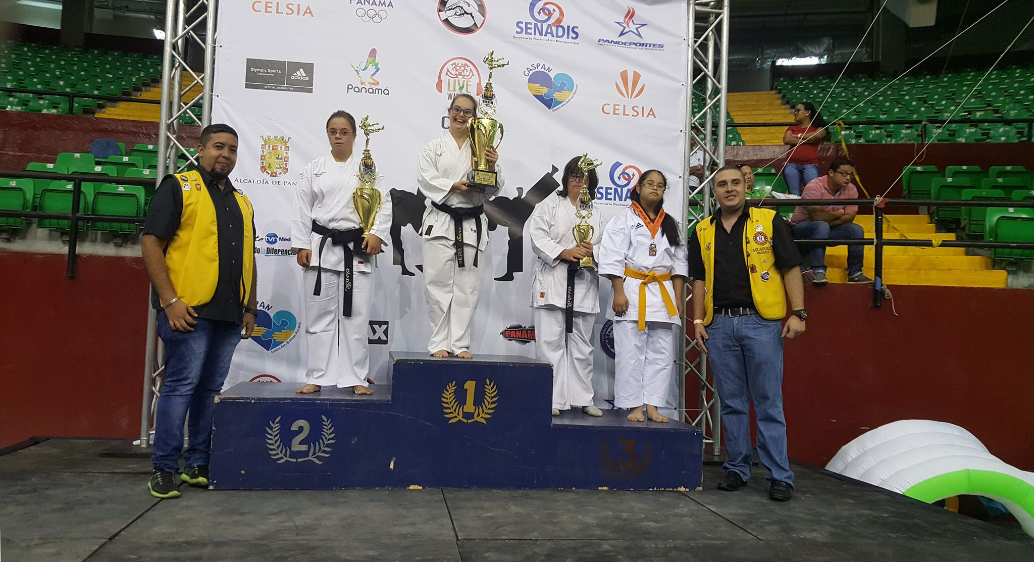 Open Panama karate