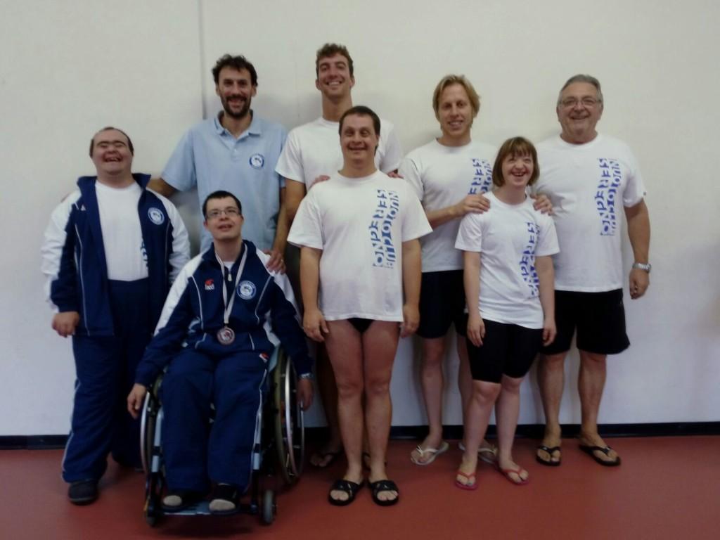 Il Nuoto Club Seregno allestisce un Meeting all'insegna dell'integrazione