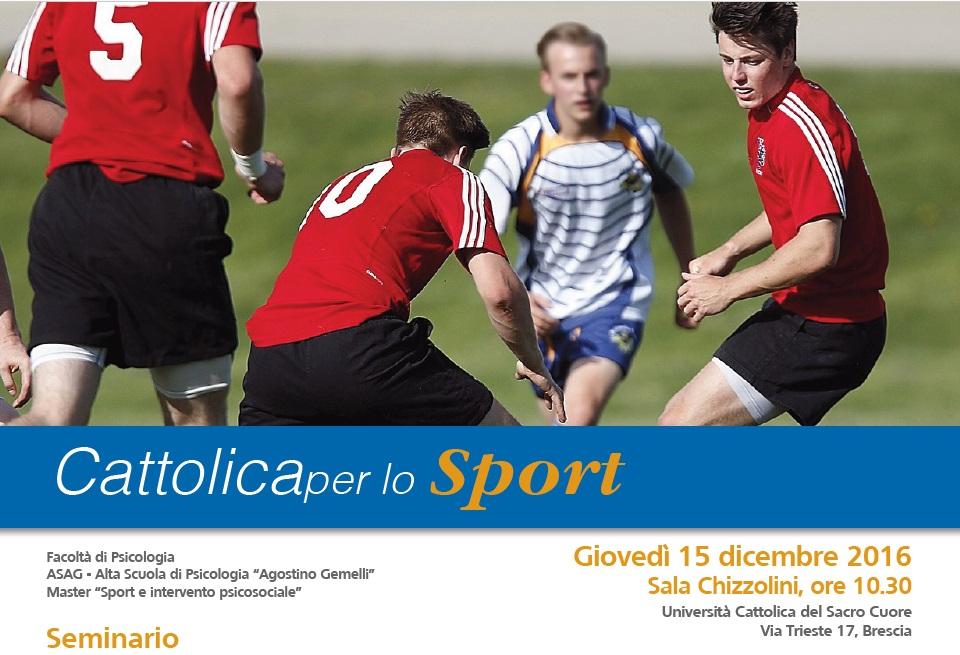 Sviluppo talento Brescia 2016