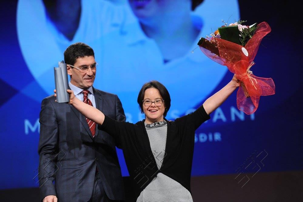Maria Bresciani Italian Paralympic Awards