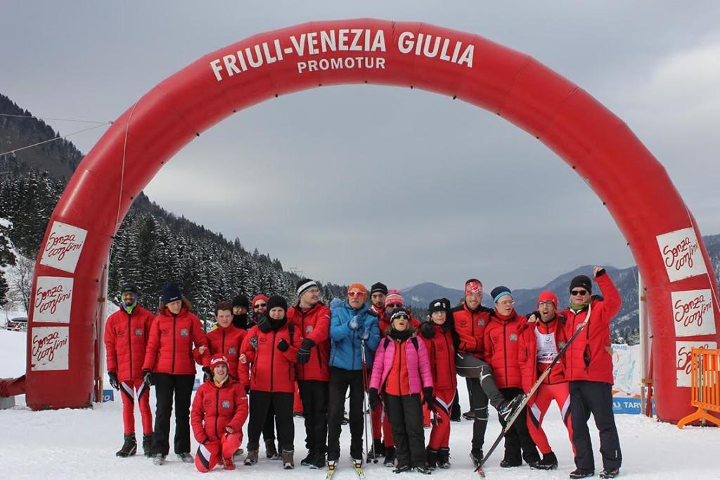 Polisportiva Valcamonica Tricolori sci 2017