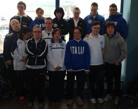 Nuoto: sessione d'allenamento a Calusco d'Adda per 10 talenti lombardi