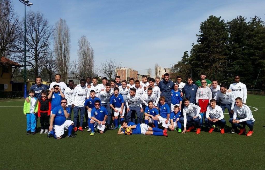 Nazionale calcio C21 Inter Milano 2017
