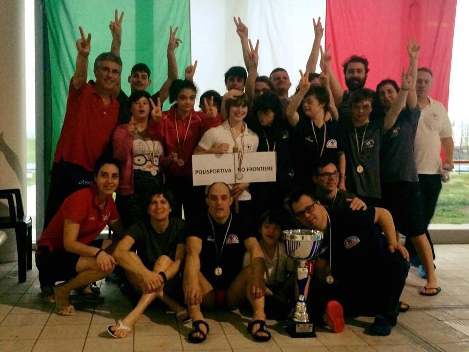 Polisportiva Bresciana No Frontiere Gussago 2017