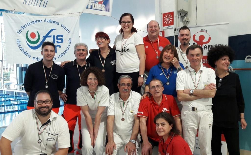 Regionali nuoto promozionale Varese 2017