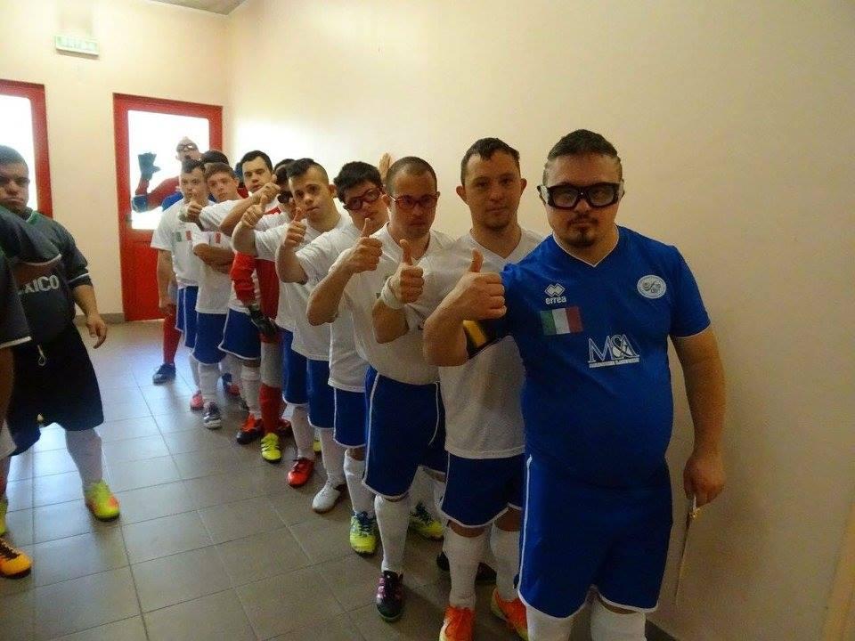 Calcio a 5: la Nazionale italiana si laurea campione del mondo FIFDS a Viseu!