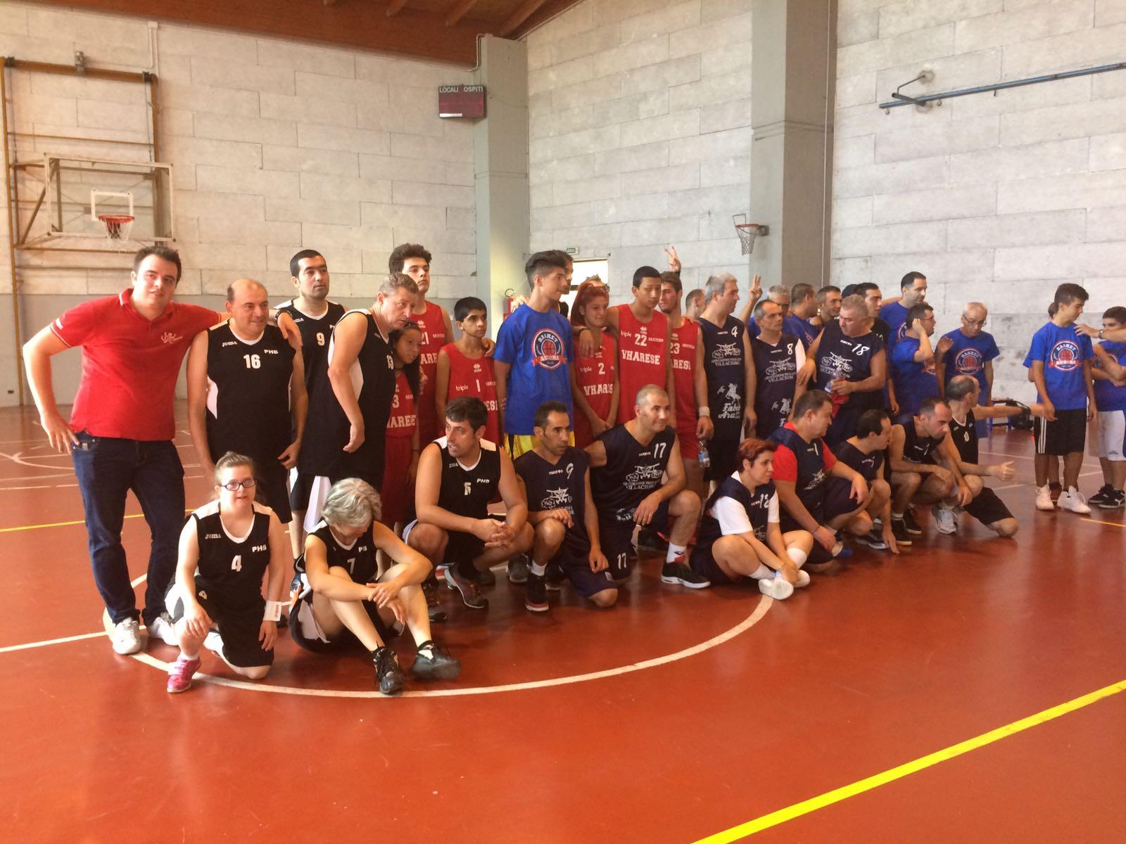 Vharese basket Villacidro 17