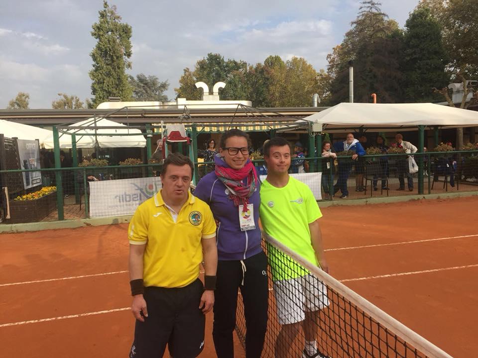 Master finale tennis Novara