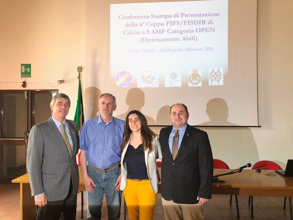 Presentazione Coppa Fifs-Fisdir Garbagnate 18