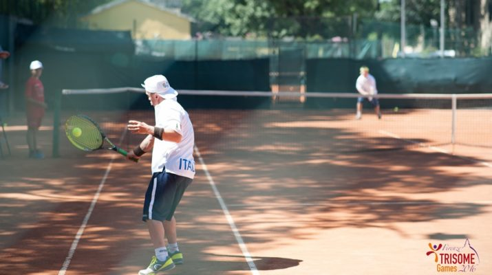 Tennis Fisdir Trisome Games 2016