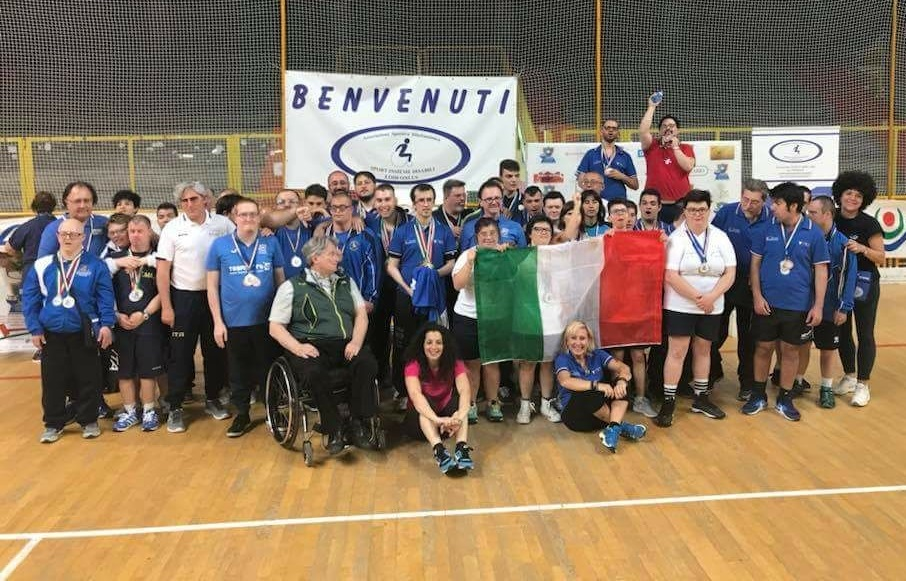 Tricolori tennistavolo Lodi 2018