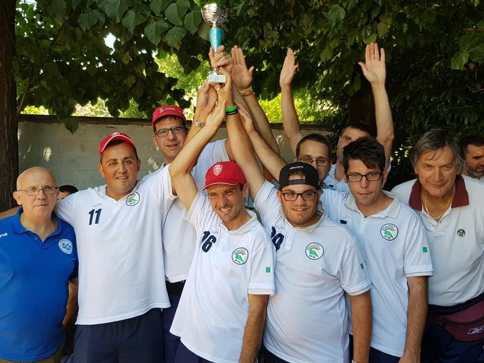 Premiazione calcio Fisdir 2018