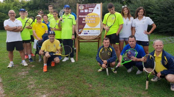 Tennis: ecco tutti i vincitori del Master Finale di San Vito al Tagliamento