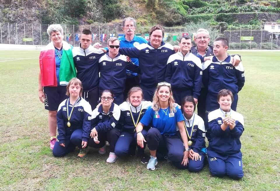 Nazionale atletica Fisdir Madeira 18