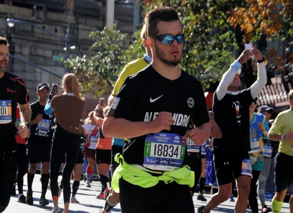 Podismo: esperienza… da record per il bresciano Amato alla maratona di New York