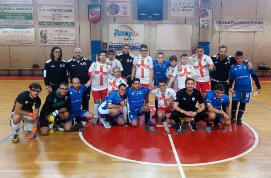 Calcio a 5 Fisdir 30 nov 18