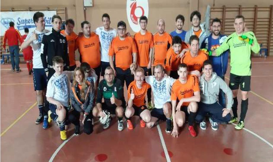 Calcio a 5 Coppa Lombardia Abbiategrasso 16-2-19
