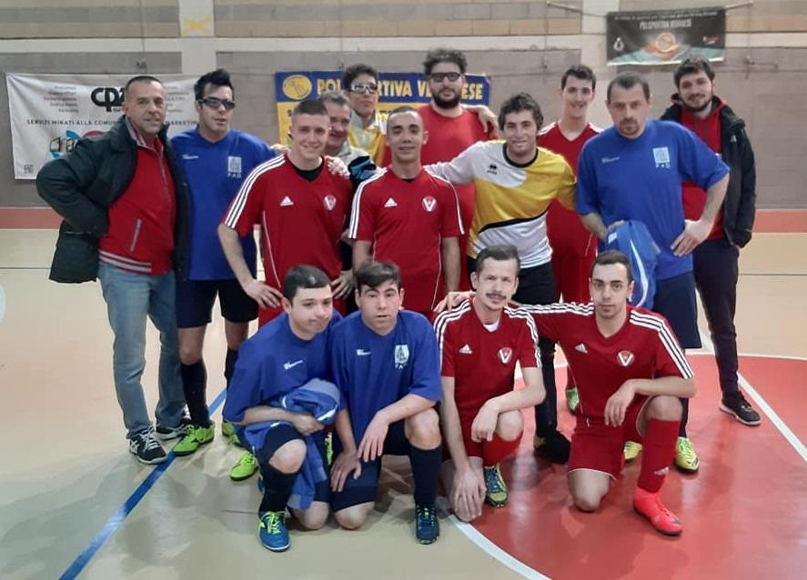 Coppa Lombardia calcio a 5 Vedano 19
