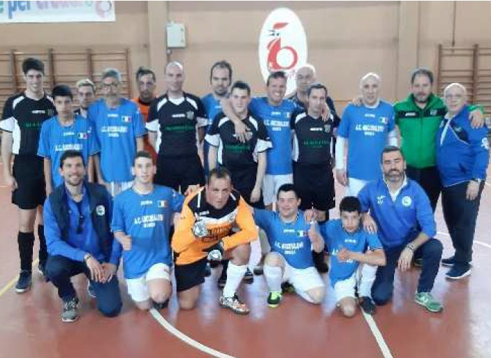 Calcio a 5 Abbiategrasso mar 19