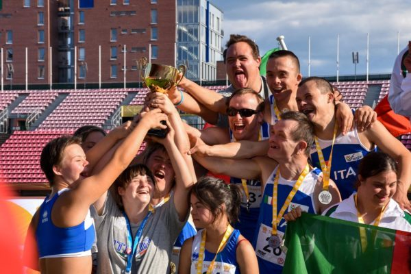 Atletica e tennis tavolo: dominio azzurro ai Campionati Europei di Tampere