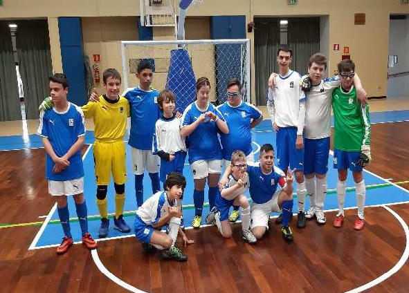 Calcio a 5 Cinisello 2020