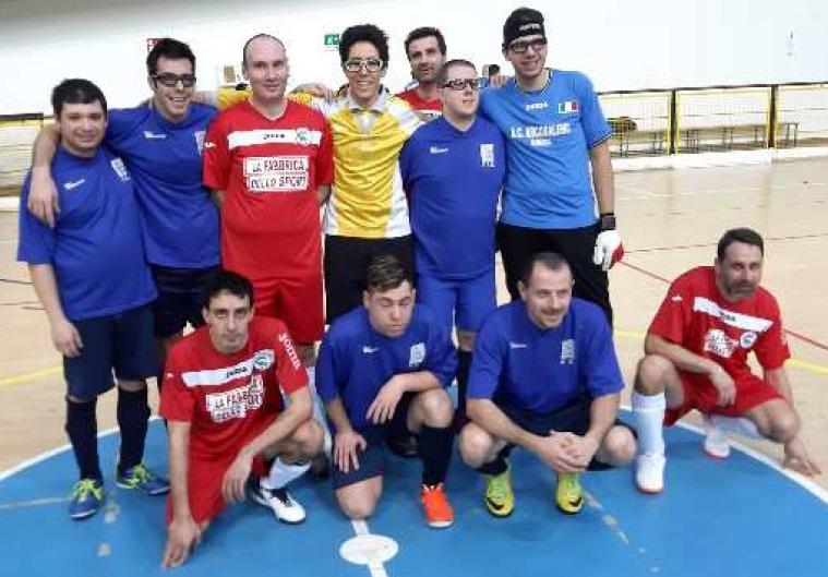 Torneo Lombardia calcio a 5 Novara feb 2020