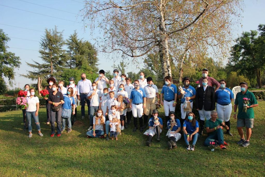 Equitazione: nuovo inizio a Cislago. Incoronati i campioni regionali