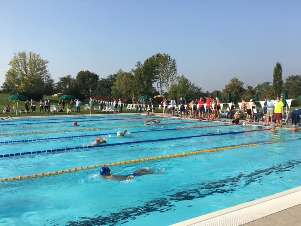 Meeting nuoto Gussago 2020