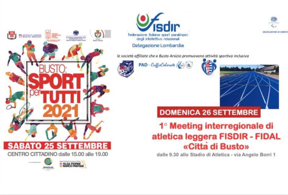 Meeting atletica Fisdir-Fidal 2021